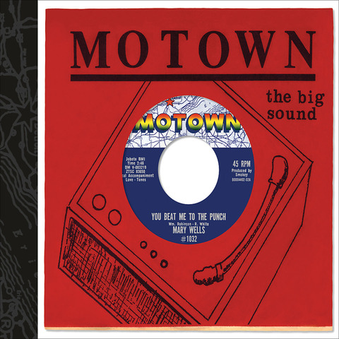 "The Complete Motown Singles Vol. 2: 1962 (4CD + 7"" Vinyl) von Various Artists - Boxset jetzt im Bravado Shop"