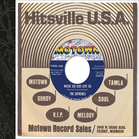 "The Complete Motown Singles Vol.4: 1964 (6CD + Vinyl 7"") von Various Artists - Boxset jetzt im Bravado Shop"
