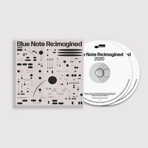 √Blue Note Re:imagined von Blue Note Re:imagined - CD jetzt im Bravado Shop