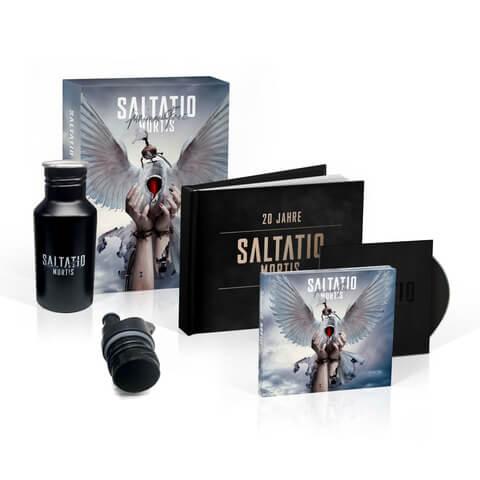 √Für immer frei (Ltd. Fanbox) von Saltatio Mortis - Box jetzt im Bravado Shop