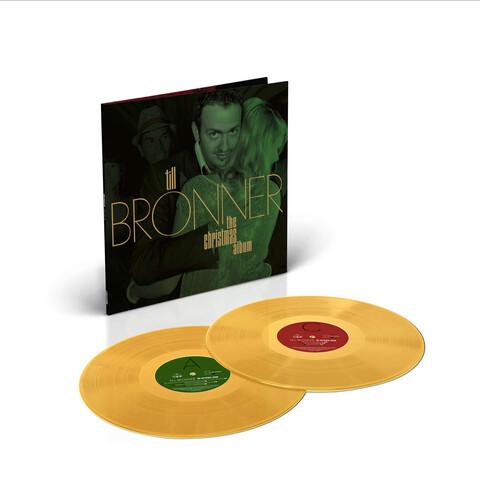 The Christmas Album (Ltd. Gold 2LP) von Till Brönner - 2LP jetzt im Bravado Shop