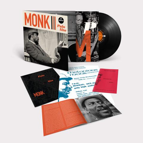 √The Palo Alto High School Concert (1968) von Thelonious Monk - LP jetzt im Bravado Shop