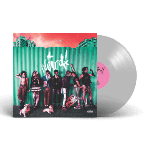 Weird! (Exclusive, Coloured LP - Ice Cream Cover ) von Yungblud - LP jetzt im Bravado Shop