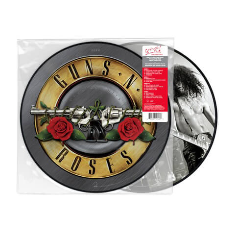 √Greatest Hits (Excl. Picture Disc) von Guns N' Roses - LP jetzt im Bravado Shop