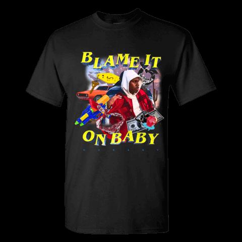 √Graphic von DaBaby - T-Shirt jetzt im Bravado Shop