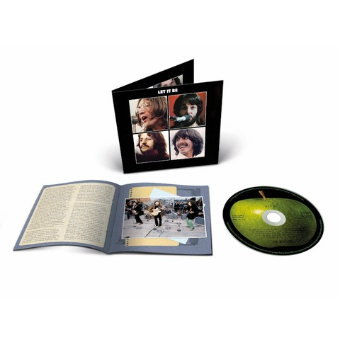 Let It Be (Special Edition) (Standard CD) von The Beatles - CD jetzt im Bravado Store