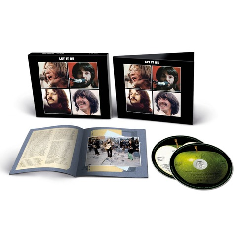 Let It Be (Special Edition) (Deluxe 2CD) von The Beatles - 2CD jetzt im Bravado Store