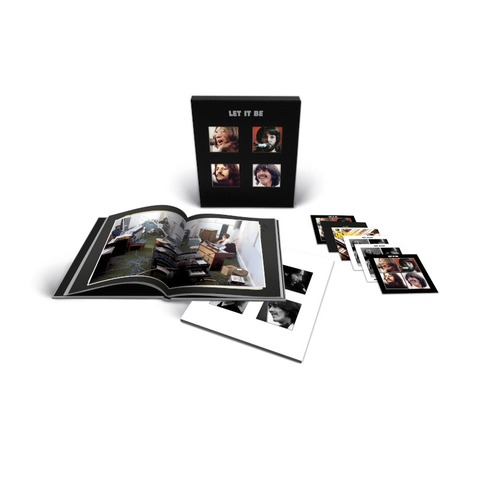 Let It Be (Special Edition) (Limited 5CD + 1BLU-RAY Boxset) von The Beatles - 5CD + 1BLU-RAY BOXSET jetzt im Bravado Store