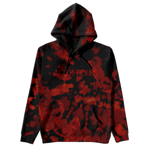 XO After Hours Bleed Dye von The Weeknd - Kapuzenpullover jetzt im Bravado Shop