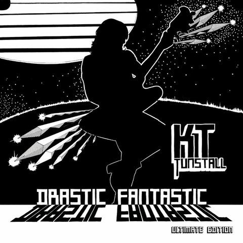 """Drastic Fantastic (Limited 2LP + 10"""") von KT Tunstall - 2LP jetzt im Bravado Store"""