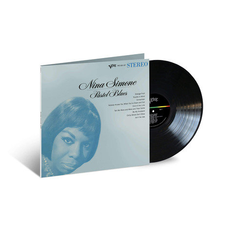 √Pastel Blues (Acoustic Sounds) von Nina Simone - LP jetzt im Bravado Shop