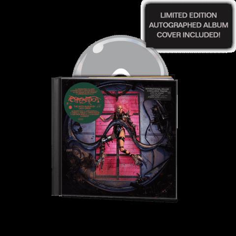 √CHROMATICA (DELUXE CD + AUTOGRAPHED ALBUM COVER) von Lady GaGa - CD Bundle jetzt im Bravado Shop