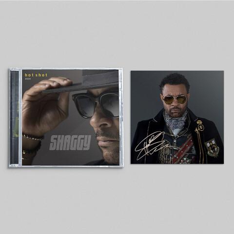Hot Shot 2020 (Ltd. Deluxe CD + Signed Card) von Shaggy - CD jetzt im Bravado Shop