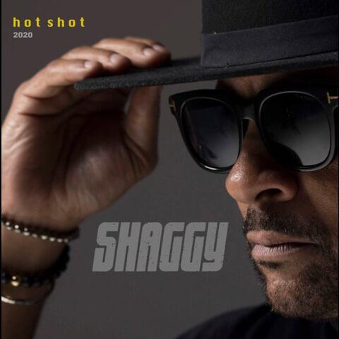 √Hot Shot 2020 (Ltd. 2LP + Signed Card) von Shaggy - LP jetzt im Bravado Shop