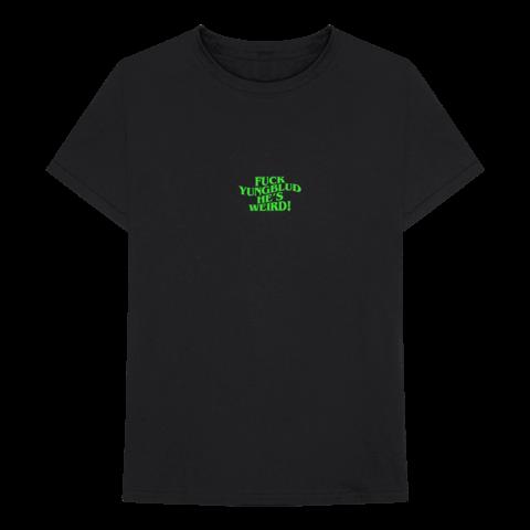 √Yungblud is weird! von Yungblud - T-Shirt jetzt im Bravado Shop