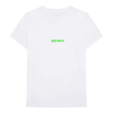 √Weird! Green Text von Yungblud - T-Shirt jetzt im Bravado Shop