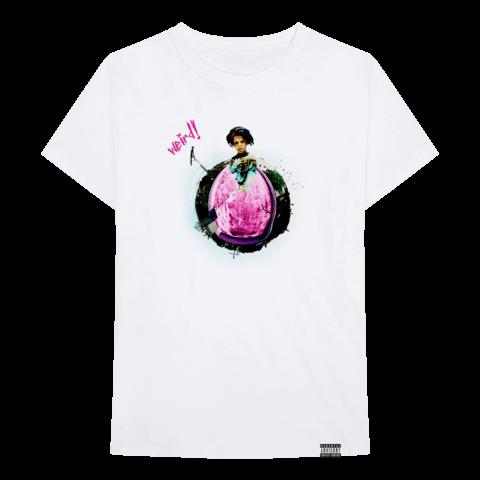 √White Weird! von Yungblud - T-Shirt jetzt im Bravado Shop