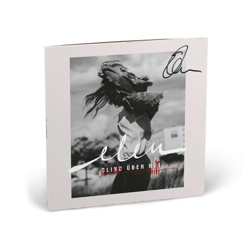 √Blind Über Rot (Signierte Vinyl - Ltd. Edition) von ELEN - LP jetzt im Bravado Shop