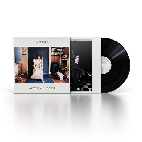 √White Chalk (Demos) von PJ Harvey - lp jetzt im Bravado Shop