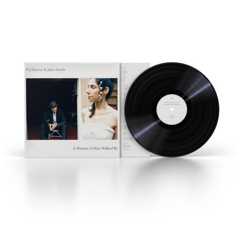 A Woman A Man Walked By von PJ Harvey & John Parish - LP jetzt im Bravado Store