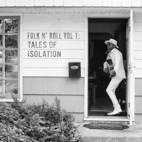 Folk N Roll Vol.1: Tales Of Isolation von J.S. Ondara - LP jetzt im Bravado Shop