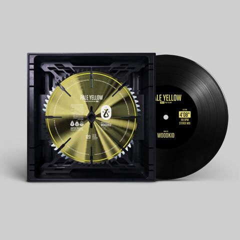 √Pale Yellow 7'' von Woodkid - Vinyl jetzt im Bravado Shop