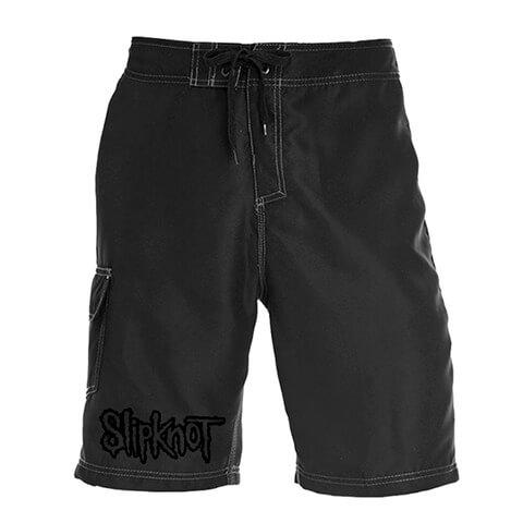 √Logo von Slipknot - Swim Shorts jetzt im Bravado Shop