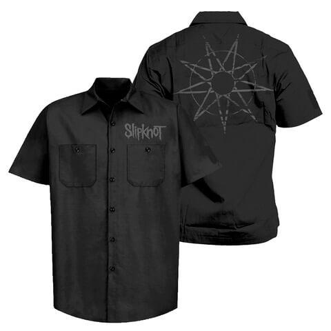 √SLP Logos von Slipknot - Work shirt jetzt im Bravado Shop