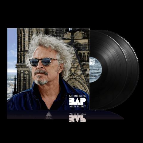 √Alles fliesst von Niedeckens BAP - LP jetzt im Bravado Shop