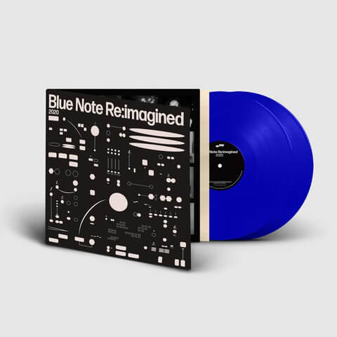 √Blue Note Re:imagined (Ltd. Coloured LP) von Blue Note Re:imagined - LP jetzt im Bravado Shop