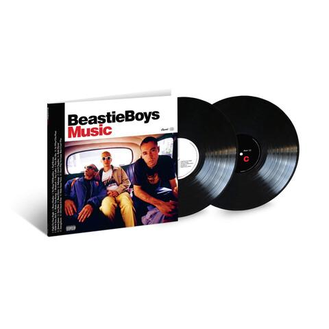 √Beastie Boys Music von Beastie Boys - 2LP jetzt im Bravado Shop