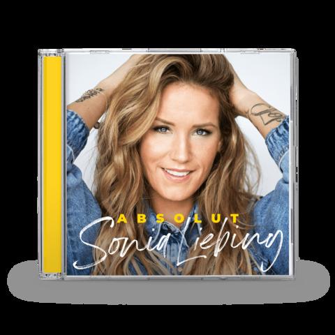 √Absolut von Sonia Liebing - CD jetzt im Bravado Shop