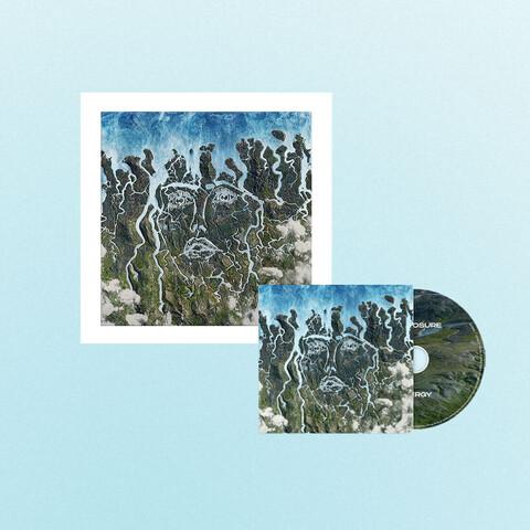 √Energy: CD + Signed Litho Print von Disclosure -  jetzt im Bravado Shop