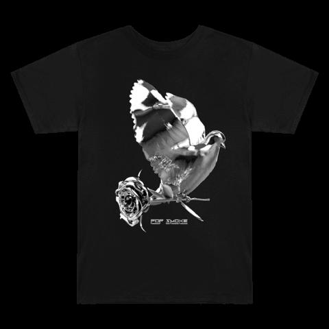 √Dove and Rose von Pop Smoke - T-Shirt jetzt im Bravado Shop