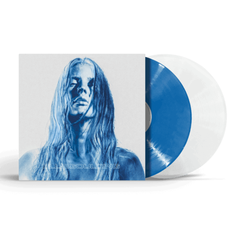 √Brightest Blue (Ltd. Coloured LP + Signed Art Card) von Ellie Goulding - LP Bundle jetzt im Bravado Shop