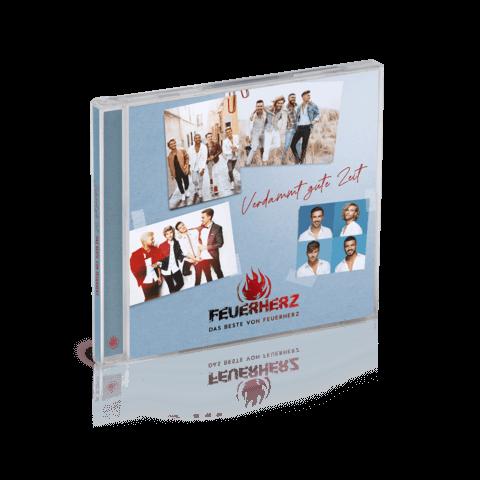 √Verdammt gute Zeit - Das Beste von Feuerherz von Feuerherz - CD jetzt im Bravado Shop