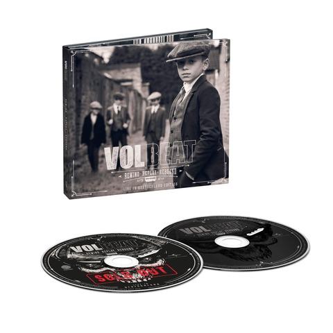 √Rewind, Replay, Rebound: Live In Deutschland - Best Of (2CD) von Volbeat - 2CD jetzt im Bravado Shop