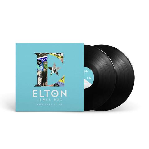 Jewel Box (And This Is Me 2LP) von Elton John - 2LP jetzt im Bravado Shop