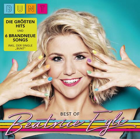 √BUNT - Best of (CD mit 6 neuen Songs und den größten Hits) von Beatrice Egli - CD jetzt im Bravado Shop
