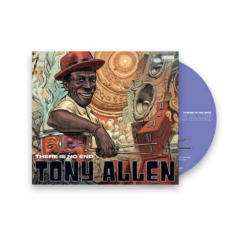 √There Is No End (CD) von Tony Allen - CD jetzt im Bravado Shop