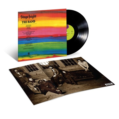 √Stage Fright - 50th Anniversary (Vinyl) von The Band - LP jetzt im Bravado Shop