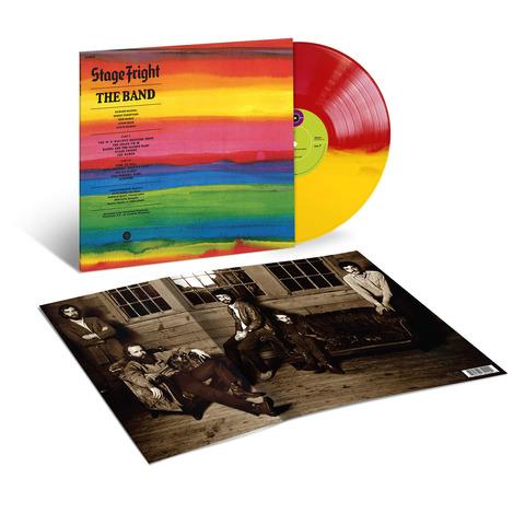 Stage Fright - 50th Anniversary (Ltd. Exclusive Coloured Vinyl) von The Band - LP jetzt im Bravado Shop