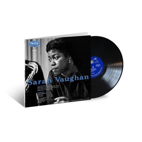 Sarah Vaughan (Acoustic Sounds) von Sarah Vaughan & Clifford Brown - LP jetzt im Bravado Shop