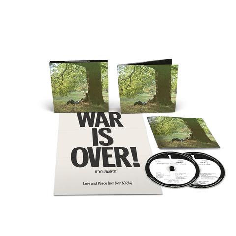 √Plastic Ono Band (The Ultimate Mixes 2CD) von John Lennon - 2CD jetzt im Bravado Shop