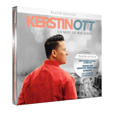 √Ich muss Dir was sagen (Platin Edition) von Kerstin Ott - CD jetzt im Bravado Shop