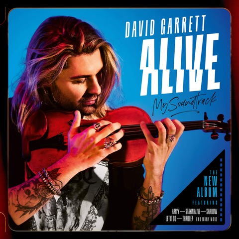 √Alive - My Soundtrack (Ltd. 2CD Deluxe Edition) von David Garrett - 2CD jetzt im Bravado Shop