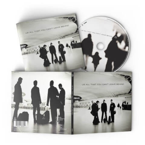 All That You Can't Leave Behind Standard 1CD von U2 - CD jetzt im Bravado Shop