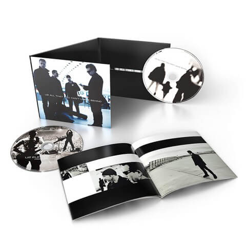 √All That You Can't Leave Behind Deluxe 2CD von U2 - 2CD jetzt im Bravado Shop
