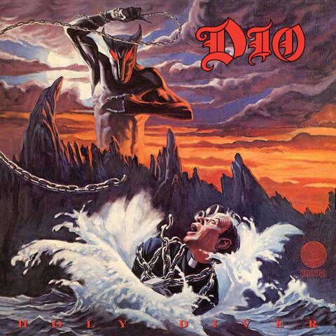 √Holy Diver von DIO - LP jetzt im Bravado Shop