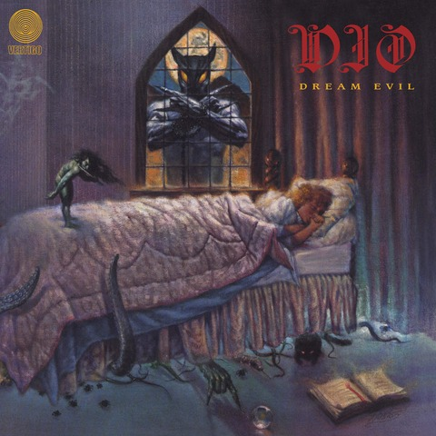 √Dream Evil von DIO - LP jetzt im Bravado Shop
